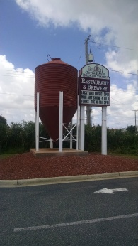 OBX brew sign