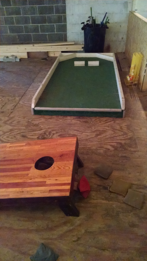 Minigolf, anyone?